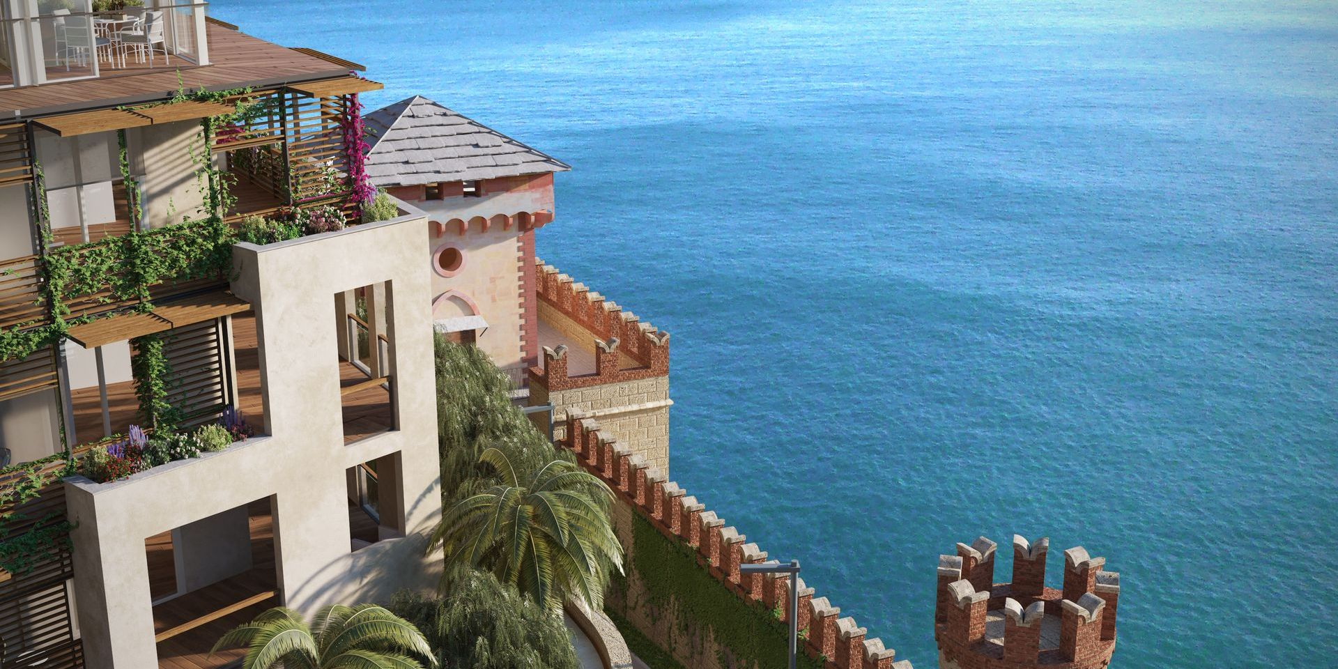 Liguria villas for sale