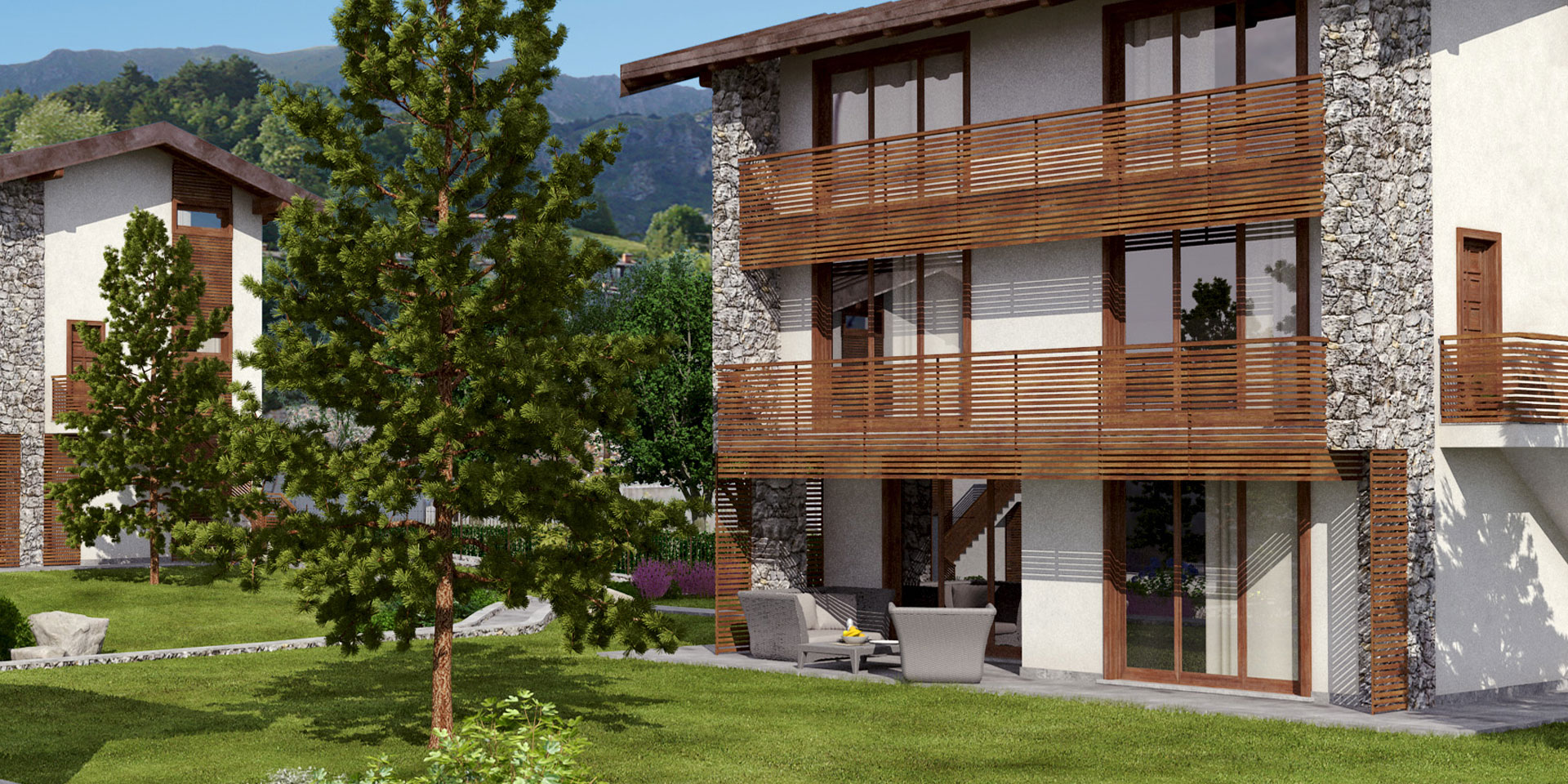 Lombardy villas for sale Val Seriana (BG) Lombardy