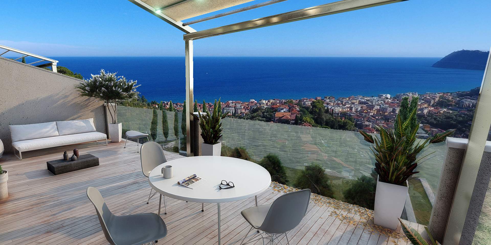 Liguria villas for sale Alassio (SV) Liguria